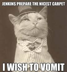 Puke Meme - lolcats vomit lol at funny cat memes funny cat pictures with