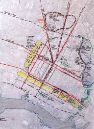 Oakland Map Plan Downtown Oakland Charrette U0026 Open Design Studio Specific
