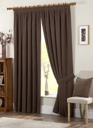 Chocolate Curtains Eyelet Chocolate Brown And Gold Curtains Home Design Ideas