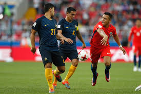 confederations cup socceroos u0027 chile draw reveals template to beat