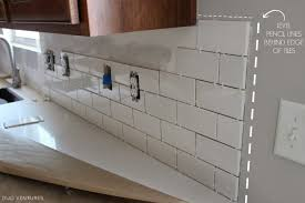 how to tile a kitchen backsplash kitchen how to install a subway tile kitchen backsplash paint in m
