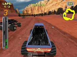 bigfoot monster truck game bigfoot collision course wii review gamezone