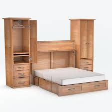 Cabinet Bed Frame Town And Country Cabinet Bed With Piers