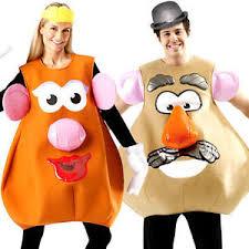 Potato Head Halloween Costume Potato Head Fancy Dress Disney Toy Story Character