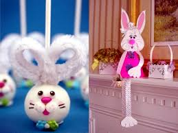 Easter Bunny Decoration Craft by Easter Decoration Crafts U2013 25 Ideas On How To Implement Your