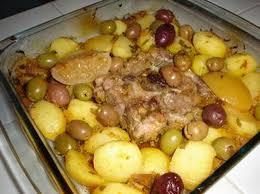 recette de cuisine au four tajine au four