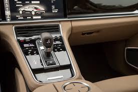 porsche panamera hatchback interior porsche panamera saloon review 2016 parkers