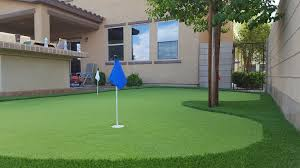 Backyard Golf Green by Putting Green For Golf Courses Las Vegas Synthetic Lawns