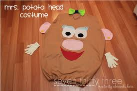 Potato Head Halloween Costume 10 Disney Costume Tutorials Surprise Friends