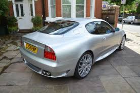 maserati london second hand maserati gransport v8 2dr auto for sale in london