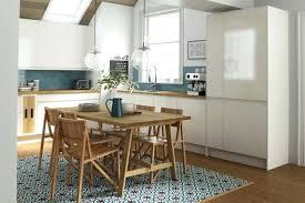tapis de sol cuisine tapis de sol cuisine cuisine carreaux de ciment cuisine blanche avec