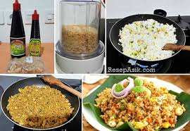 cara membuat nasi goreng untuk satu porsi resep nasi goreng petai legendaris khas bogor guan tjo resep asik
