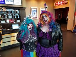 event report clowns invade the alamo drafthouse for it dread