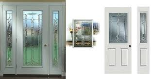 Glass Inserts For Exterior Doors Front Door Glass Replacement Inserts Whitneytaylorbooks