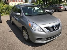 nissan versa trunk release 2013 nissan versa sv city ma baron auto sales