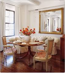 settee for dining room table adding a settee upholstered bench or a sofa in a dining area can
