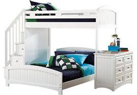 Bunk Beds Twin Over Full With Desk Twin Over Full Bunk Beds