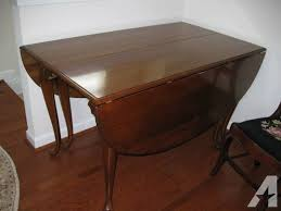 Maple Drop Leaf Table Maple Drop Leaf Table W Leaf For Sale In Norfolk Virginia