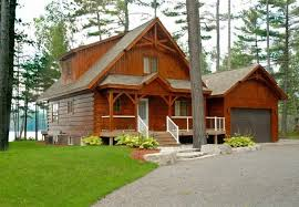 Cool Log Cabin Modular Homes Prices New Home Plans Design