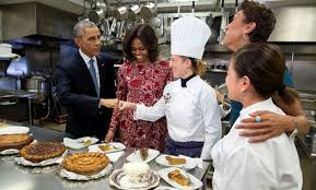thanksgiving at the white house the menu changes more than the