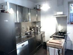 meuble de cuisine inox meuble cuisine en inox meuble cuisine inox les 25 meilleures