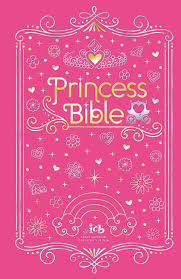 icb princess bible with coloring sticker book tommy nelson
