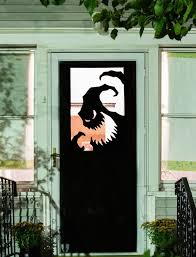 Homemade Halloween Ideas Decoration - best 25 diy halloween door decorations ideas on pinterest