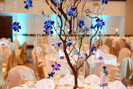 blue orchid wedding decorations 2880