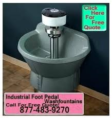 foot pedal hand sink foot pedal sink 3 of 7 foot pedal hand sink stainless restaurant
