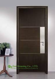 Interior Wood Doors For Sale Commercial Ecological Interior Door For Sale Aluminum Modern Door