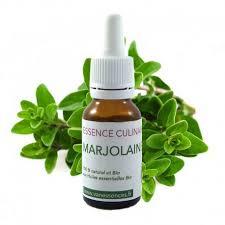 huile essentielle cuisine marjolaine huile essentielle bio alimentaire pour la cuisine