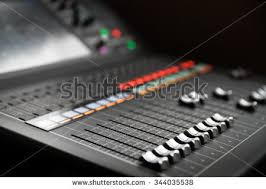 Sound Desk Audio Mixing Desk Stock Images Royalty Free Images U0026 Vectors