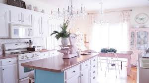 christmas kitchen decorating ideas white lace cottage