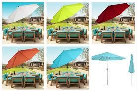 5 Foot Patio Umbrella by Just Deals 58 99 For 10 Foot Aluminum Patio Umbrella With Auto Tilt