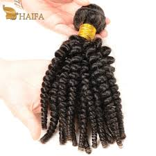 16 Inches Hair Extensions by European Afro Curly Hair Weave Bundles Deals 100 Percent