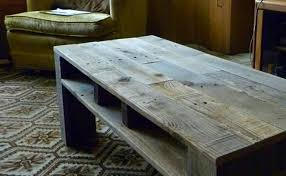 vintage room furniture design with wooden tall square diy primitive coffee table on rug furniture ideas