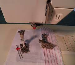 how to use an overlocker machine serger differential guide