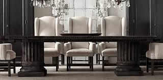Restoration Hardware Dining Rooms Stunning  Best Ideas About - Restoration hardware dining room tables