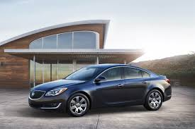buick shows facelifted 2014 regal gs drops from 270hp to 259hp