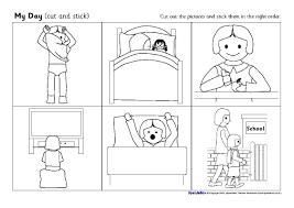 sequence of events worksheet worksheets