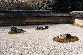 Zen Garden Rocks File Ryoanji Garden Jpg Wikimedia Commons