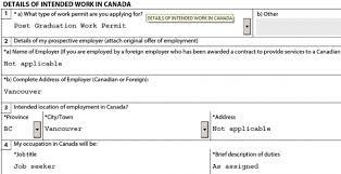 how to apply for a post graduation work permit student services