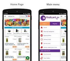shopping cart apk redcart grocery shopping app apk version 0 0 2