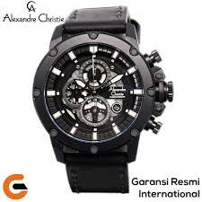 Jam Tangan Alexandre Christie Terbaru Pria jam tangan pria alexandre christe original lazada