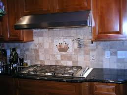 Kitchen Stove Backsplash Stainless Steel Backsplash Stove Es Stainless Steel Kitchen