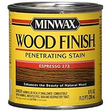 Interior Wood Stain Colors Minwax 700504444 Wood Finish Interior Penetrating Stain Quart