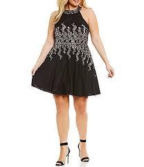 juniors u0027 plus size homecoming prom u0026 formal dresses dillards