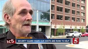 lexus of nashville jobs security guard hears gun shots runs to help newschannel 5 nashville