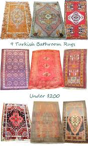 Coral Color Bathroom Rugs Coral Colored Bath Rugs Design Manifest Bathroom Rug Roundup I