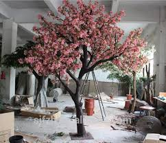 wholesale wedding decorations source customized 2 8m artificial cherry blossom tree in wedding